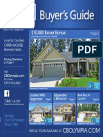 Coldwell Banker Olympia Real Estate Buyers Guide March 7th 2015