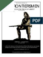 Frontiersmen Charter