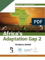 Africas Adaptation Gap 2 Bridging the Gap – Mobilising Sources-2015-Africa's Adapta