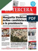 Diario La Tercera 05.03.2015