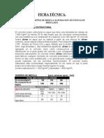 Ficha General de Concreto Liviano Estructural