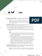 Resolução Lehninger - Capítulo 10