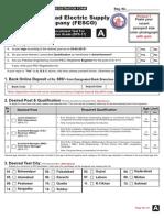 FESCO Form OfficeGrade