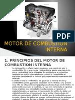 Motor de Combustion Interna 1