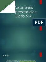 Relaciones Empresariales Gloria