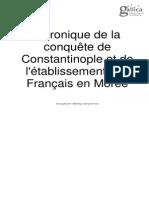 Buchon_Chronique de La Conquete