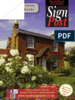 2015 Hereford & Worcester Signpost