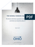 IO Analysis the School Funding Squeeze