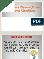 Curso IC 2014