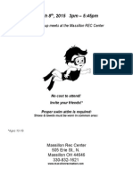 Rec Center Flyer March 2015