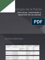 Biología de La Planta