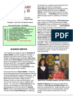 Moraga Rotary Newsletter- March 3, 2015 PDF