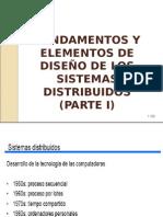 Fundamentos y Elementos de Diseño de Los Sistemas Distribuidos_parte1