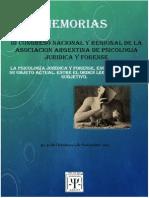 Memorias - III Congreso Nacional y Regional de La Aapjyf