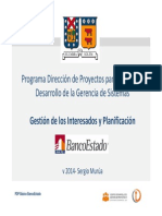 Gestión de Los Interesados y Planificación Parte 1 2014