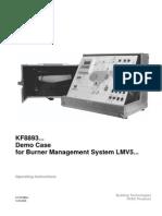 Demo Case Siemens Lmv5