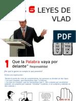 Las 6 Leyes de Vlad