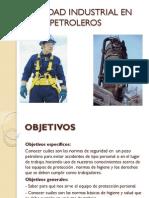 Seguridad Industrial en Pozos Petroleros