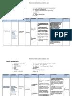 Primera Edicion Programación Anual Religion 2015.Ccesa