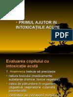 Intox. Acute 1