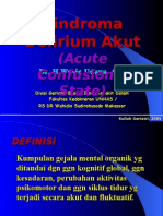 Sindroma Delirium Akut