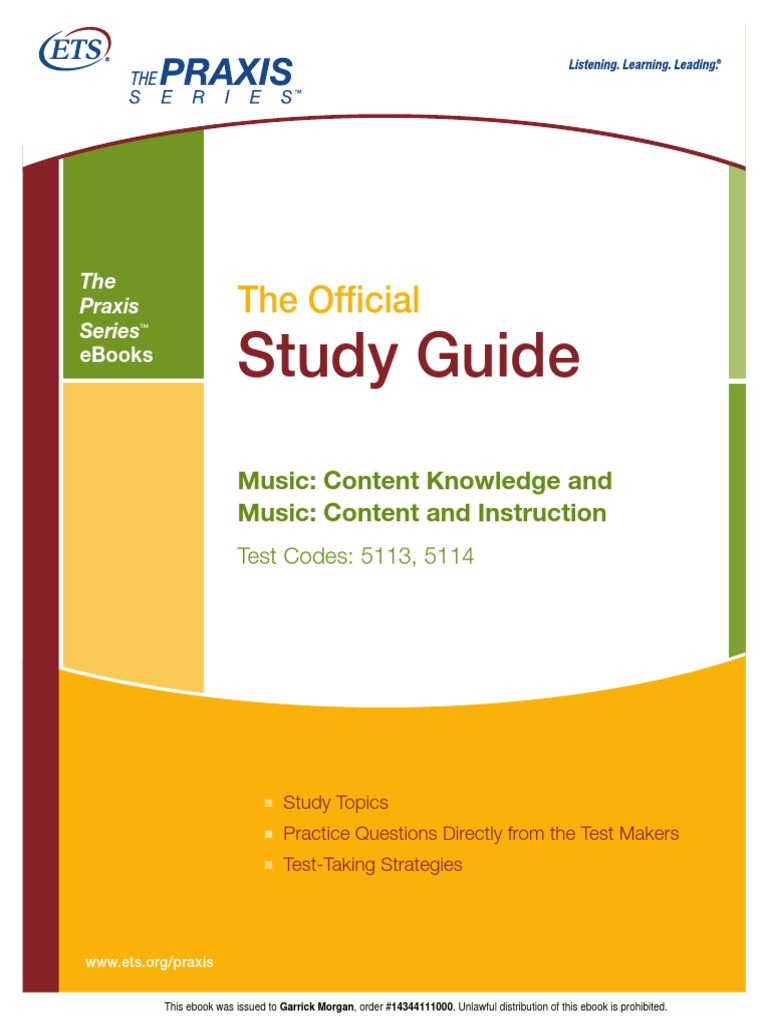 Praxis ii music content knowledge ebook educational assessment praxis ii music content knowledge ebook educational assessment multiple choice fandeluxe Gallery