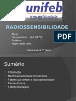 SEMINARIO_radiossensibilidade