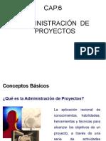 Administracion Proyectos
