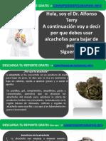 Alcachofas Para Bajar de Peso Reporte Gratis