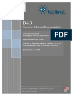 Tell Me d4.3 User Guide