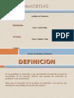 Analisis de Los Productos (Nancy Yambay Valla)
