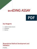 Binding Assay