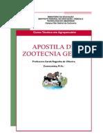 Introdução a Zootecnia