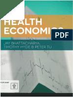 Health Economics - Bhattacharya