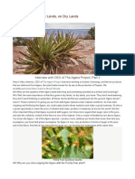 Agave Project