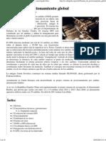 Sistema de Posicionamiento Global - Wikipedia, La Enciclopedia Libre