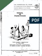 Manual de Pozos Razos 1