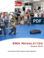 March '15 Newsletter
