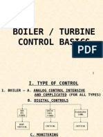 (Basic Pp Inst. & Automation) Boiler-turbine