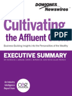 Cultivating the Affluent Client