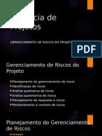 Gerenciamento de Riscos (Gerência de Projetos)