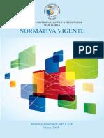 Normativa 2015