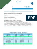 Gimnasio Agua Luis (Reglamento y Control)