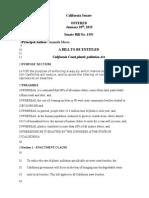legislation template bill v 2 2014