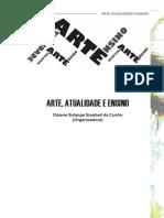 ARTE, Atualidade e Ensino 2003 Tourinho Frota