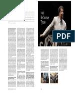 Degrasse, entrevista en Reporte Publicidad