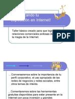 Maximizando el uso de la Internet para tu negocio