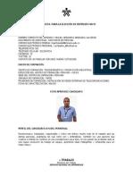 Propuesta Miguel Gregorio Arboleda Valverde