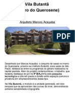 Vila Butantã- Marcos Acayaba
