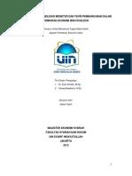 Pemikiran Ekonomi Ibnu Khaldun Abdul Fatah